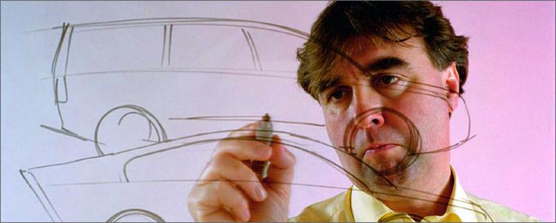 Peter Horbury e a Volvo