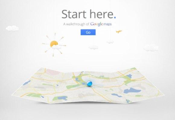 Google Maps – Start Here