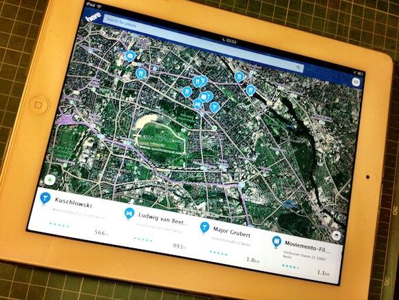 Porque resolvi usar o Nokia Maps