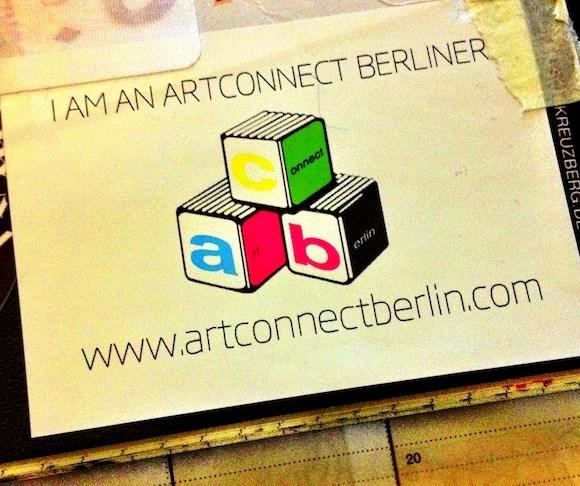 E, foi pensando nisso tudo que acabei acumulando mais uma atividade e agora sou um dos colaboradores do blog do ArtConnect Berlin.