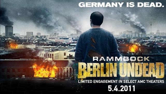 Rammbock Berlin Undead movie poster