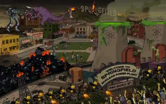 Guillermo del Toro- The Simpsons