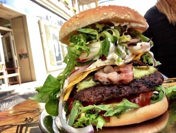 Os Melhores Hamburgers de Berlin
