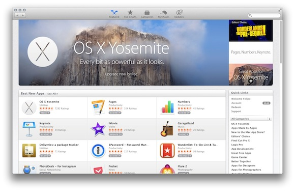 Mac App Store - The Subtle Exodus