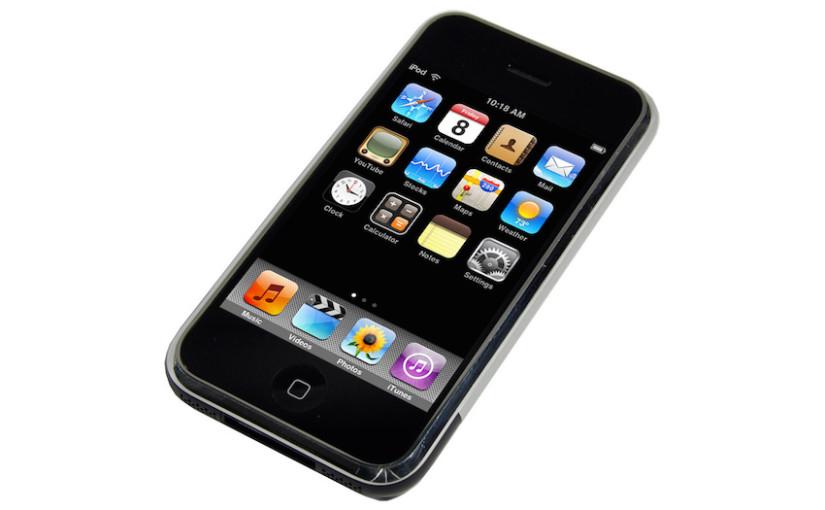iPhone Original Celebrando Oito Anos