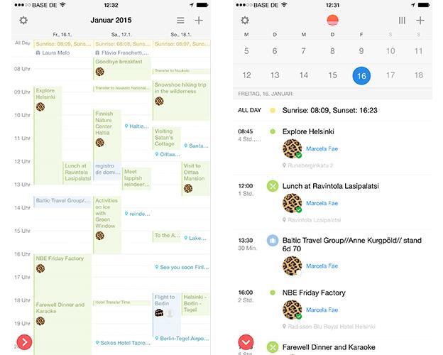 Já testei inúmeros apps para organizar meu tempo no iOS e, desde que encontrei o Sunrise parei com os testes. Preciso de um app que funcione no meu iPhone, no iPad e também no browser. Preciso de um serviço que aceite eventos de vários locais automaticamente de um jeito que eu não precise perder tempo importando manualmente.