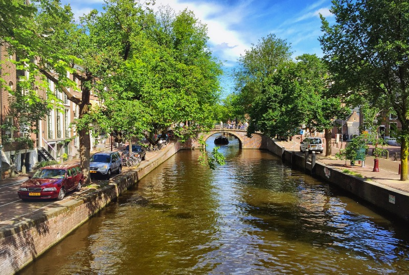 Visitando Amsterdam pela primeira vez