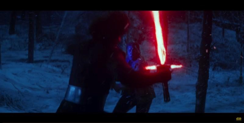 No Terceiro Trailer de The Force Awakens, temos os Knights of Ren, a presença de John Williams, a cara do Finn quando vê aquele sabre de luz bizarro, Luke falando sobre a força e, tudo é tão foda que, até o Peter Mayhew resolveu publicar alguma coisa no reddit.
