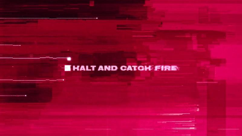 Acredito que Halt and Catch Fire conseguiu me conquistar no momento em que eu assisti a abertura da série.