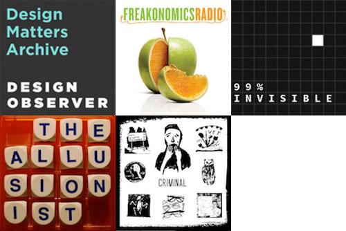 Cinco Podcasts que você precisa acompanhar