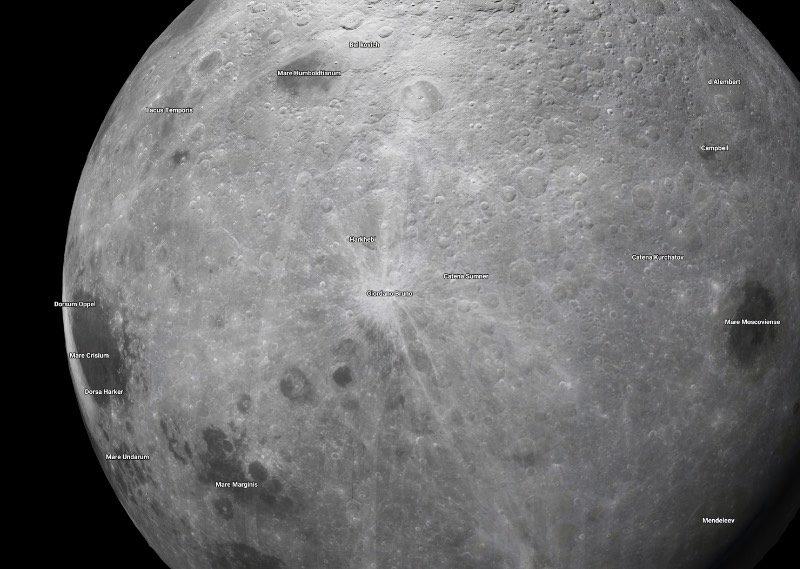 Google Maps Espacial para quem gosta de explorar além da Terra