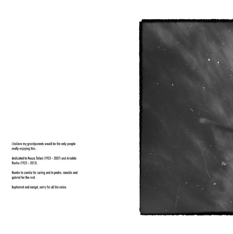 Tem alguns meses que eu ando publicando músicas pelo soundcloud numa estética que varia entre o noise, o ambient e o drone. Resolvi colocar o nome de muqdisho nesse projeto musical e passei o mês de fevereiro arriscando algumas ideias e sonoridades. O que eu acabei achando mais interessante, foi colocado junto e acabou virando um disco que resolvi chamar de purification.